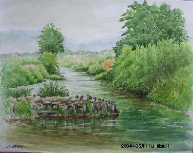 2004年05月11日 武庫川
