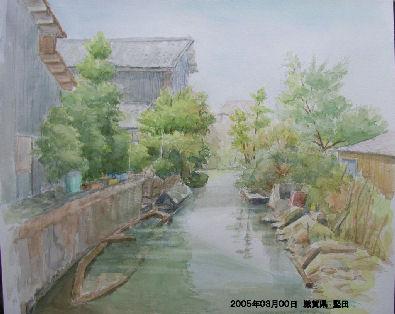 2005年03月00日 滋賀県 堅田