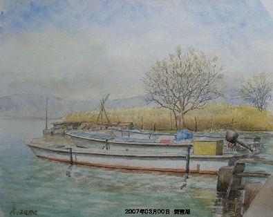 2007年03月00日 琵琶湖