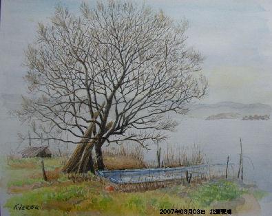 2007年03月03日 北琵琶湖