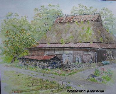 2005年10月00日 美山町に行く途中