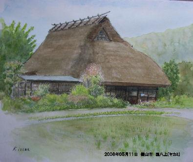 2008年05月11日 篠山市 西八上(ヤカミ)