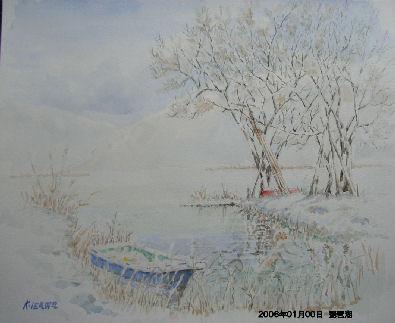 2006年01月00日 琵琶湖