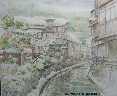 2007年03月17日 城之崎温泉-1