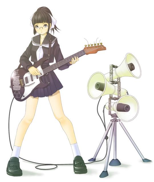 ギターメガネさん