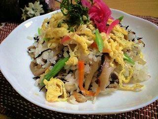 バラ寿司1