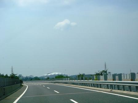 高速道路とビッグスワン2
