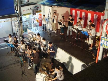15.小須戸吹奏楽団