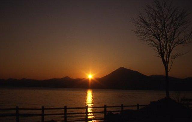 支笏湖 (1)