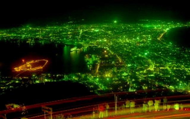 支笏湖 (2)