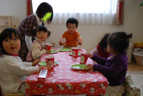 クリスマスパーティー1