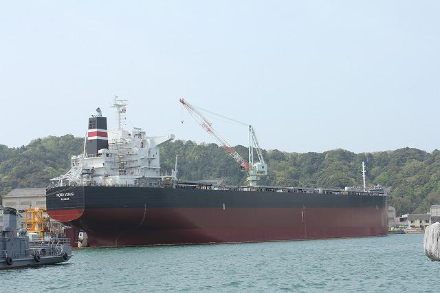 マンモス級タンカー