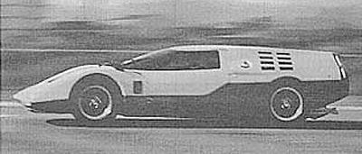 マツダRX500