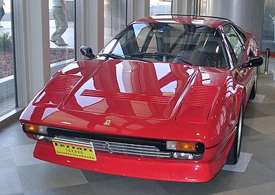 フェラーリ308GT クワトロバルボーレ