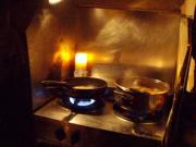 ロウソク台所