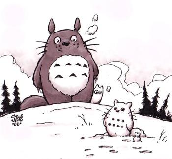 Totoro.mix トトロ