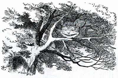tenniel's cheshire cat1