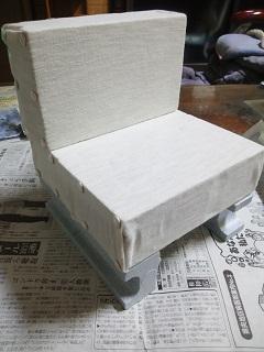 初めての椅子づくり13
