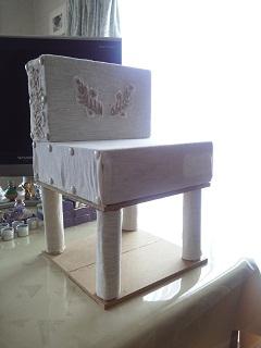 初めての椅子づくり19