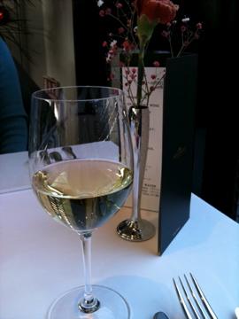 昼からワイン