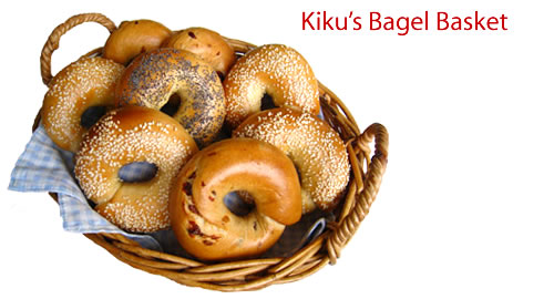 Kiku's Bagel Basket