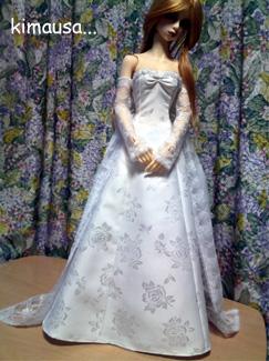 16少女ドレス