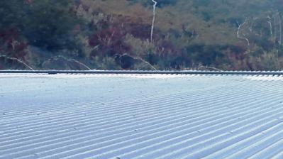 屋根散水2