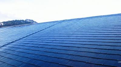 屋根散水3