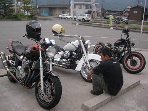 コースケ納車 (1)