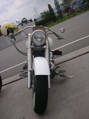 コースケ納車 (3)
