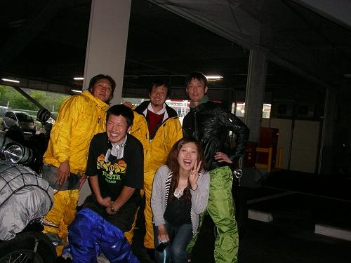2009高山チョッパーミーテ当日 (5)