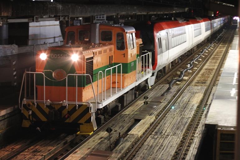 東急車輛DD55 15