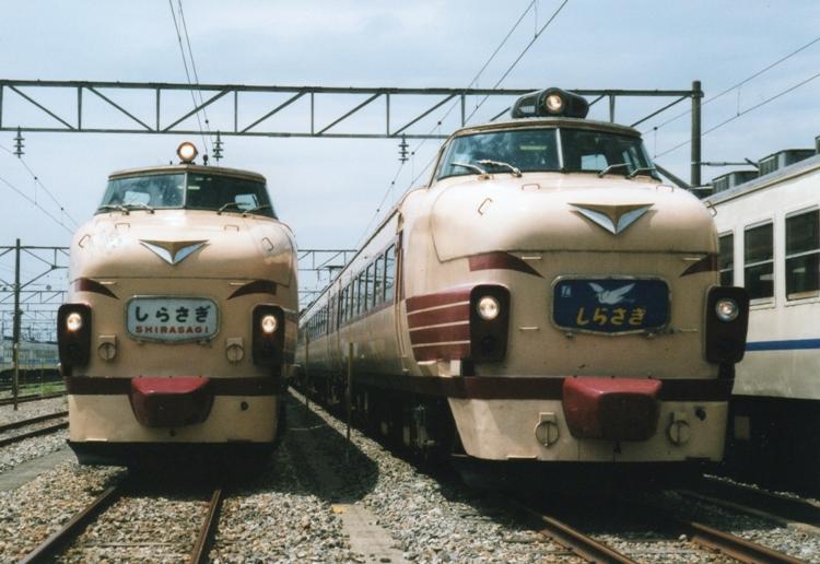 489系金沢総合車両センター