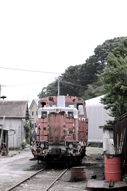 DE10廃車体