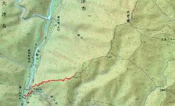 090102武奈ヶ岳途中