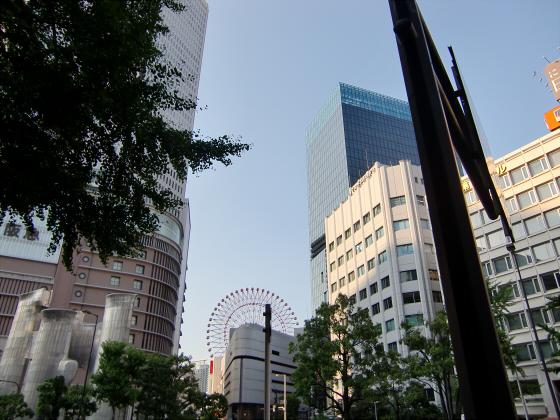 大阪梅田でサマージャンボ04