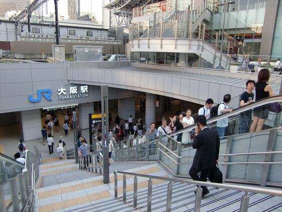 大阪梅田でサマージャンボ05