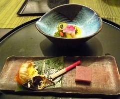 ホテルの夕食4