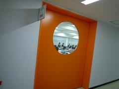 奈良女教室ドア