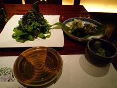 夕食(八寶)1