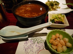 夕食(八寶)3