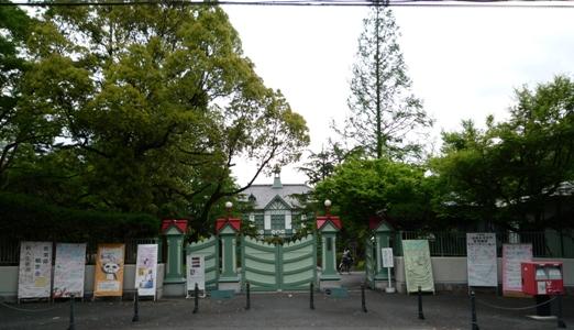 奈良女校門4