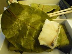 柿の葉寿司7