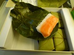 柿の葉寿司5