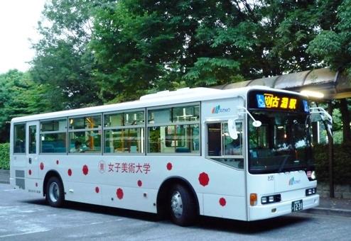 090602_女子美バス