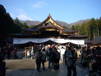 2007年 弥彦神社