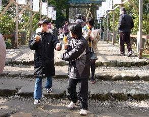 2007年 弥彦神社3