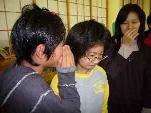 すみれ卒業を祝う会4