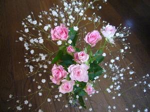 2007 母の日 花