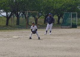2007年 5月 練習試合
